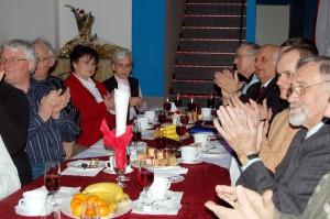 Zaproszeni goście i członkowie SPZG bawili się znakomicie.