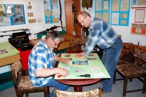 Dwóch Jerzych Zawadzki i Sarnecki - przygotowują kolejną wystawę