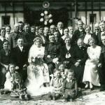 17 kwietnia 1937r.Weltho-wesele Herty Krüger.