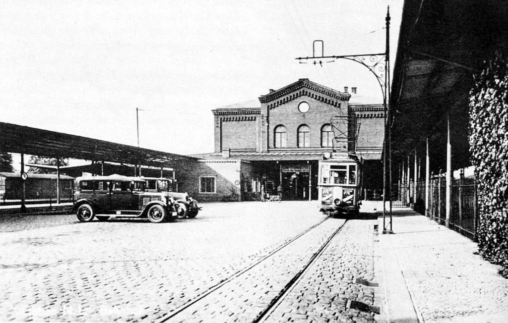 dworzec guben
