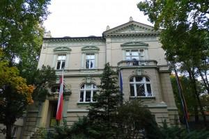 Siedziba Euroregionu w Gubinie przy ul. Piastowskiej 18