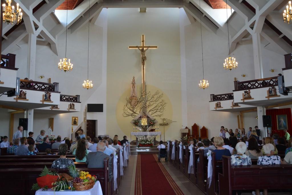 kościół MBF