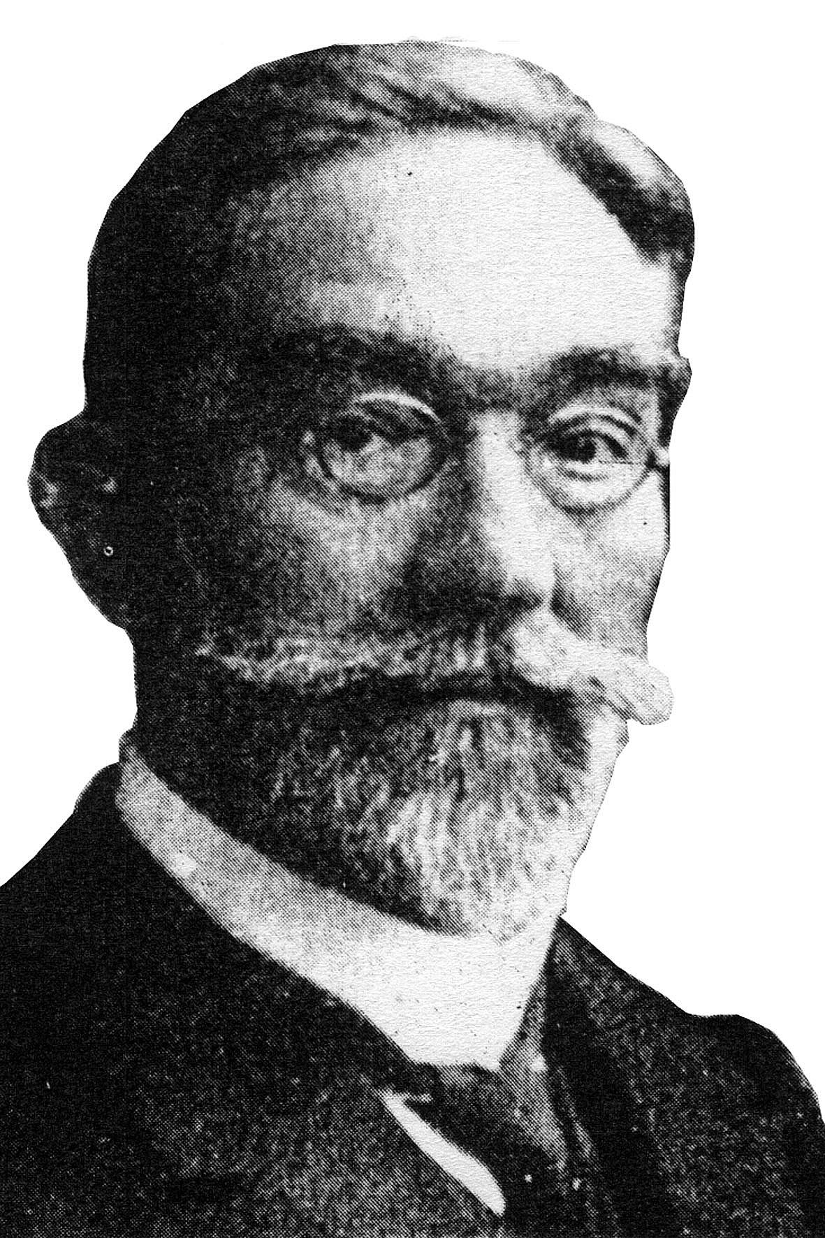 prof. dr Hugo Jentsch (1840 - 1916)